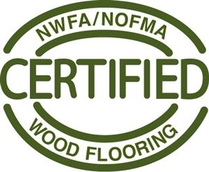 Certified Wood flooring installation, sanding and refinishing
